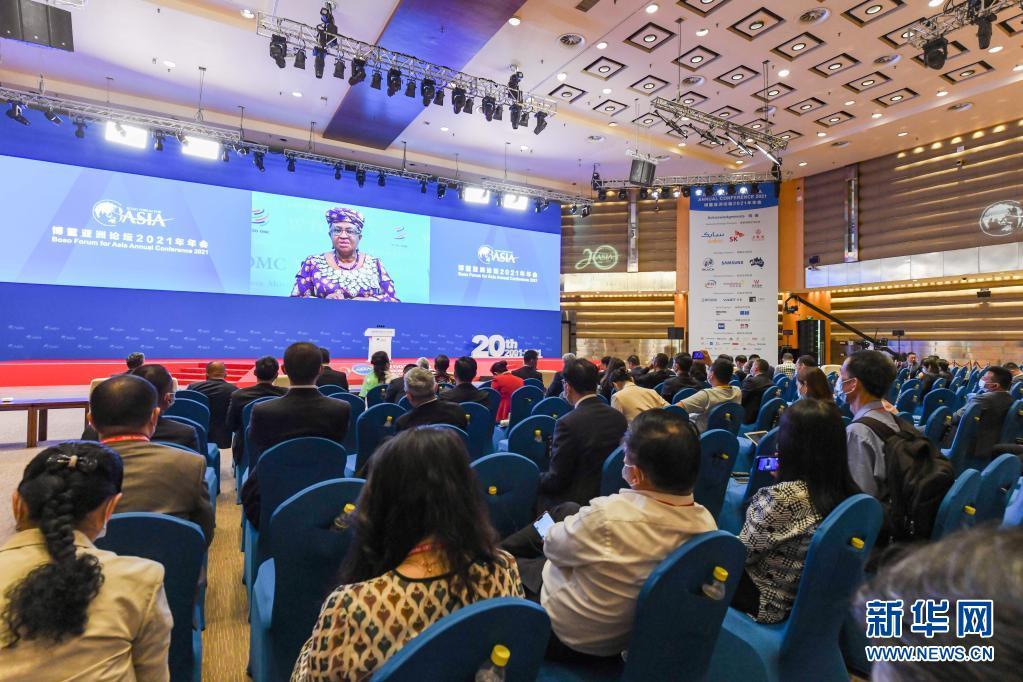 更多参与·更多共识·更多行动——盘点博鳌亚洲论坛2021年年会