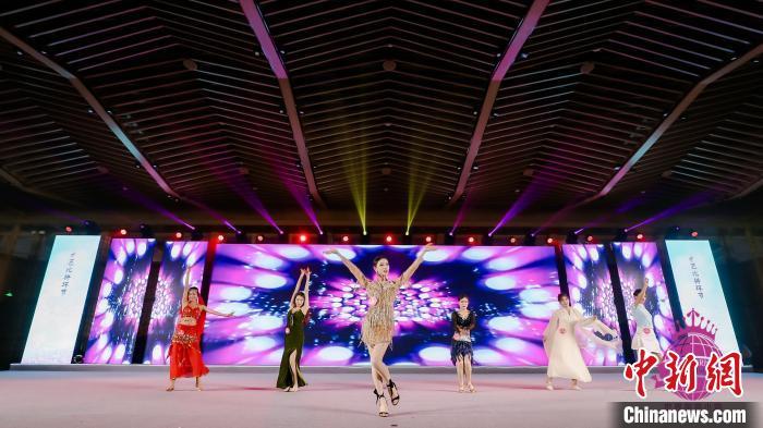 2021世界旅游小姐中国河北赛区总决赛在河北文安落幕