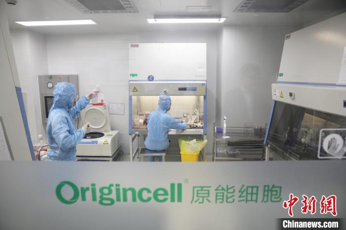 """探访上海无人值守全自动5G""""细胞银行"""""""