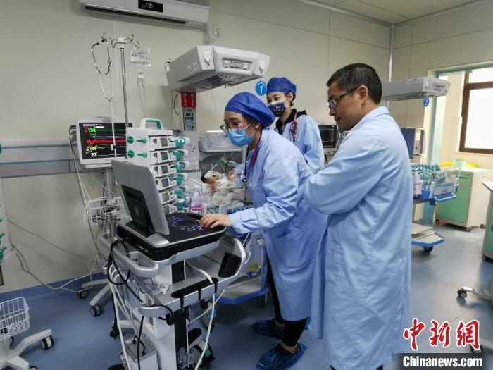 罹患罕见心血管畸形福建早产儿上海成功获纠治 体重仅3.2公斤
