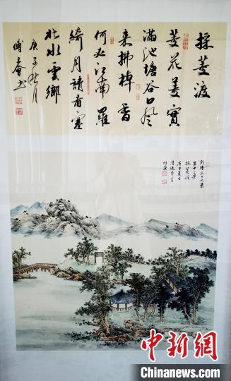 """""""避暑山庄七十二景系列展"""" 张桂芹 摄"""