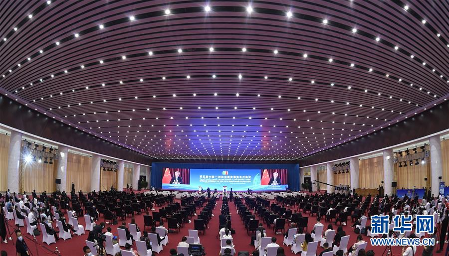 疫情之下,中阿携手为全球发展注入新动力——写在第五届中阿博览会开幕之际