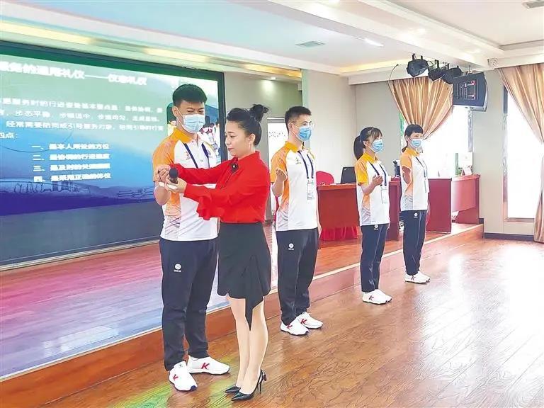 陕西西安:精彩全运 志愿同行