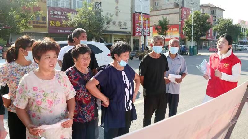 """安徽蚌埠:用文明实践为群众幸福生活""""加码"""""""